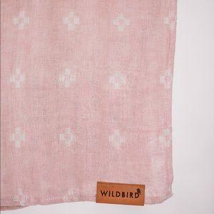 Wildbird chambray baby sling